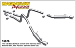 Magnaflow 2010 Mustang 4.0L Cat Back Exhaust System