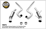 Magnaflow 05-09 Mustang 4.6L Cat Back Kit