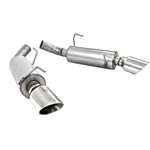 MBRP 05-10 Ford Mustang 4.6L 2-1/2in Axle Back Exhaust Aluminized