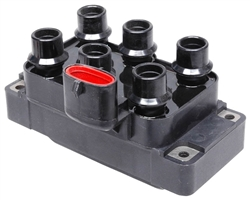 MSD Ignition Street Fire Ignition - Ford 6-Tower Coil Pack