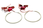 Oracle Lighting 2013 Mustang LED Halo Kit White