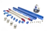 Professional Products Fuel Rail Kit - 96-98 4.6L Mustang
