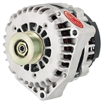 Powermaster 200amp Alternator Ford 6G Mustang IFR A 6 Groove Style Natural Finish
