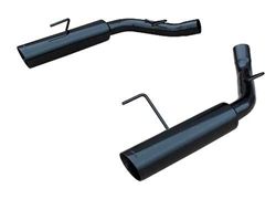 Pypes Performance Exhaust 05-10 Mustang 4.6 Black Pype Bomb T304