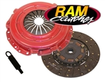 RAM Clutches Mustang 4.6L 05-08Clutch 11in x 1-1/16in 10spl