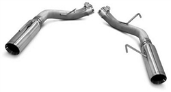 SLP Loud Mouth Axle Back Kit 05-10 Mustang GT