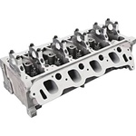 Trick Flow Twisted Wedge Track Heat 185 Assembled Cylinder Heads for Ford 4.6L/5.4L 2V 38CC Chamber