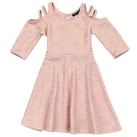 Wholesale RMLA Girls Toddler Cold Shoulder Dress
