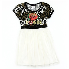 Wholesale RMLA Girls Toddler Mesh Dress