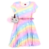 Wholesale RMLA Girls 2-4T Yummy Dress w Belt Purse