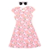Wholesale RMLA Girls 2-4T Yummy Dress w Sunglasses