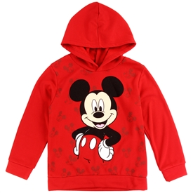 Wholesale MICKEY MOUSE Boys Toddler Fleece Hoodie