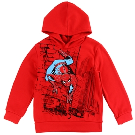 Wholesale SPIDER-MAN Boys 4-7 Fleece Hoodie