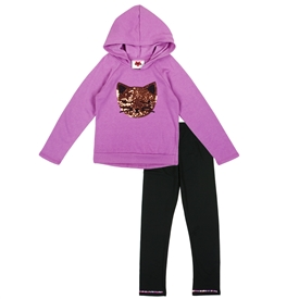Wholesale RMLA Girls Toddler 2PC Fleece Legging Set