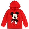 Wholesale MICKEY MOUSE Boys 4-7 Fleece Hoodie
