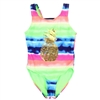 Wholesale #GIRLSQUAD Girls 4-6X Swimsuit