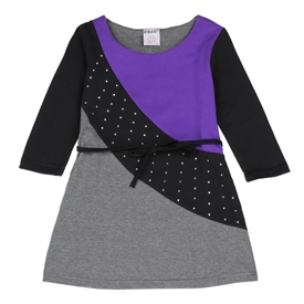 Wholesale S.W.A.K. Girls 4-6X Social Dress Top