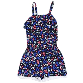Wholesale RMLA Girls 4-6X Challis Romper
