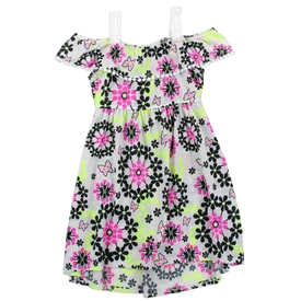 Wholesale RMLA Girls 4-6X Knit Challis Dress