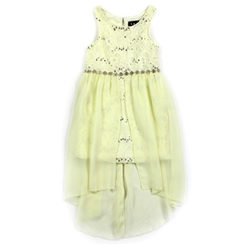 Wholesale RMLA Girls 4-6X Sequin Chiffon Dress
