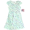 Wholesale RMLA Girls 4-6X Foil Print Dress w/ Scrunchy