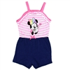 Wholesale MINNIE MOUSE Girls Toddler Fashion Romper
