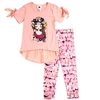 Wholesale RMLA Girls 7-12 Fashion 2-Piece Legging Set
