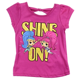 Wholesale SHIMMER & SHINE Girls Toddler T-Shirt