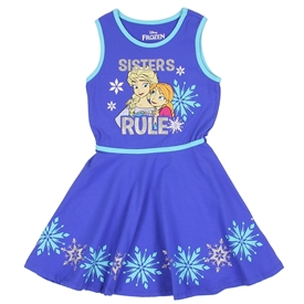 Wholesale FROZEN Girls 4-6X Knit Dress