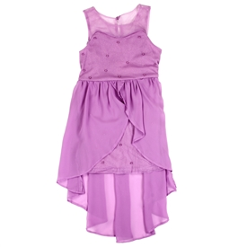 Wholesale RMLA Girls 7-14 Mesh/Chiffon Walk Through Dress