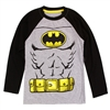 Wholesale BATMAN Boys 4-7 L/S Top