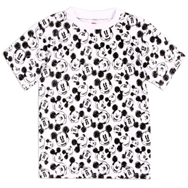 Wholesale MICKEY MOUSE Boys 4-7 AOP T-Shirt