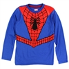 Wholesale SPIDER-MAN Boys 4-7 L/S Top