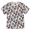 Wholesale PAW PATROL Boys 4-7 AOP T-Shirt