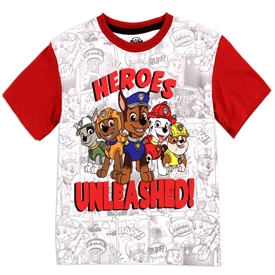 Wholesale PAW PATROL Boys 4-7 T-Shirt
