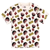 Wholesale RYAN'S WORLD Boys 4-7 AOP T-Shirt