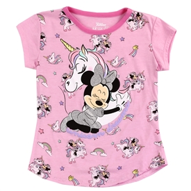 Wholesale MINNIE MOUSE Girls 4-6X T-Shirt