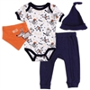 Wholesale BLOOMIN BABY Boys Newborn 4PC Set