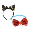 Wholesale BATGIRL / SUPERGIRL Baby Girls Headband
