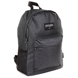 "Wholesale EASTWEST 16.5"" Backpack - Black"