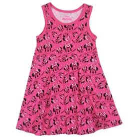Wholesale MINNIE MOUSE Girls 4-6X Knit Dress