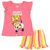 Wholesale MINNIE MOUSE Girls 4-6X 2PC Short Set