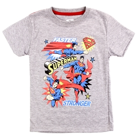 Wholesale SUPERMAN Boys Toddler T-Shirt