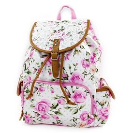 "Wholesale CONFETTI 16"" Rucksack Backpack"