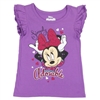 Wholesale MINNIE MOUSE Girls Toddler T-Shirt
