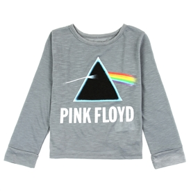 Wholesale PINK FLOYD Girls Toddler L/S Top