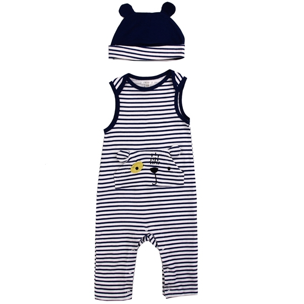 Wholesale TAHARI BABY Boys 2PC Romper Set