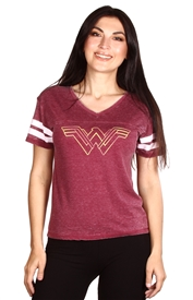 Wholesale WONDER WOMAN Juniors Fashion Top
