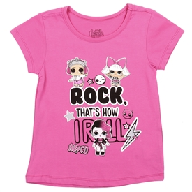 Wholesale LOL SURPISE Girls 4-8 T-Shirt