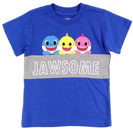 Wholesale BABY SHARK Boys Toddler T-Shirt